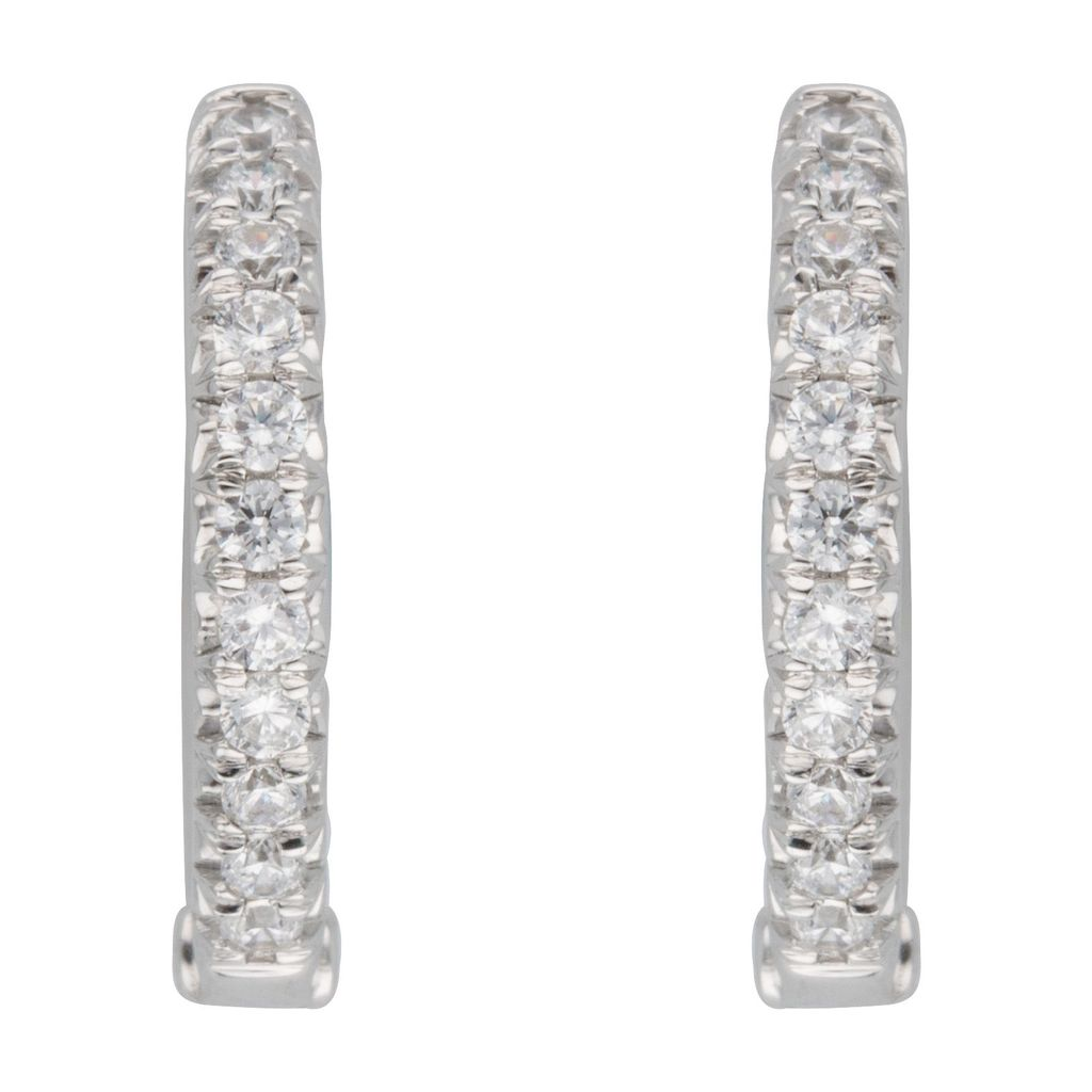 Diamond Earrings by Anthony