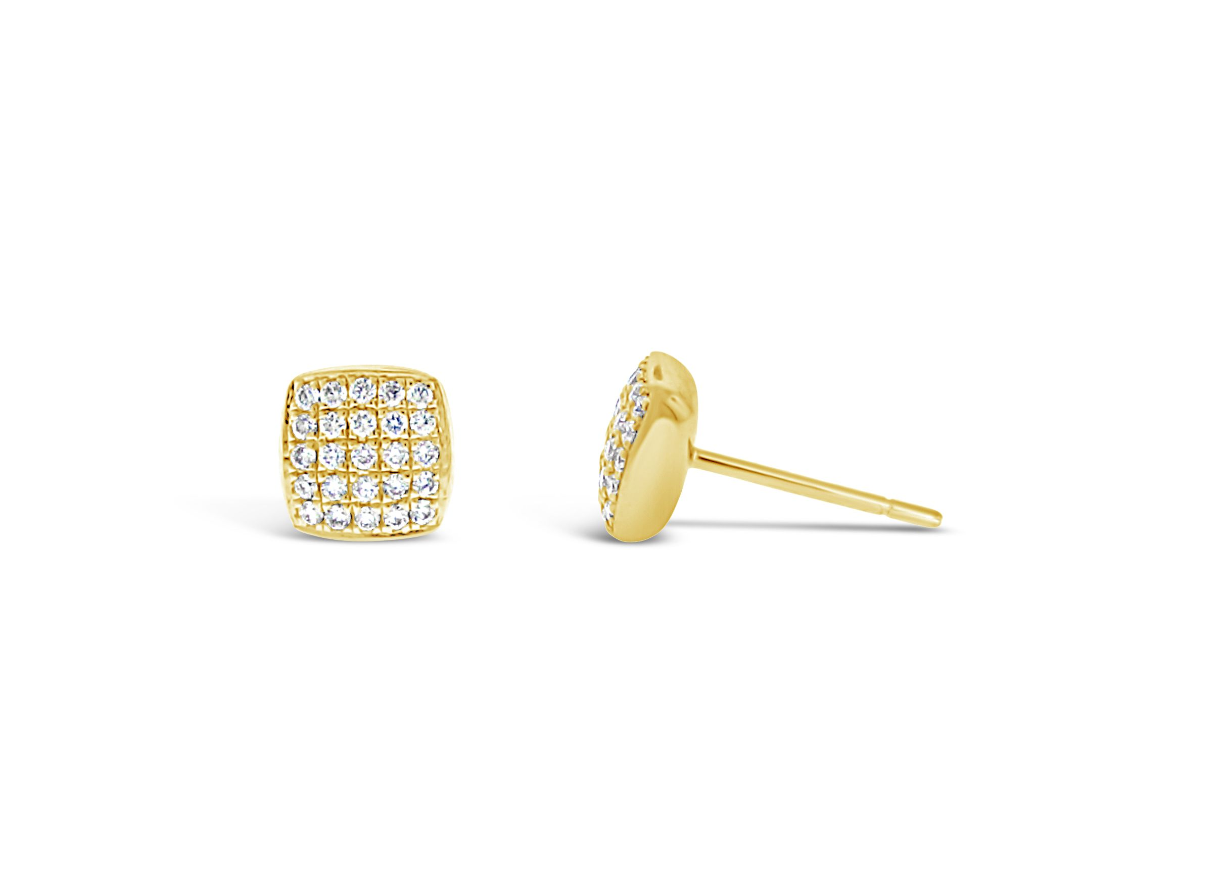 Diamond Earrings by Armand Jacoby