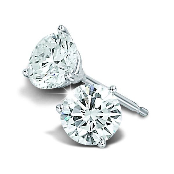 488e95935 Diamond Stud Earrings 001-155-00303 | Diamond Stud Earrings from ...