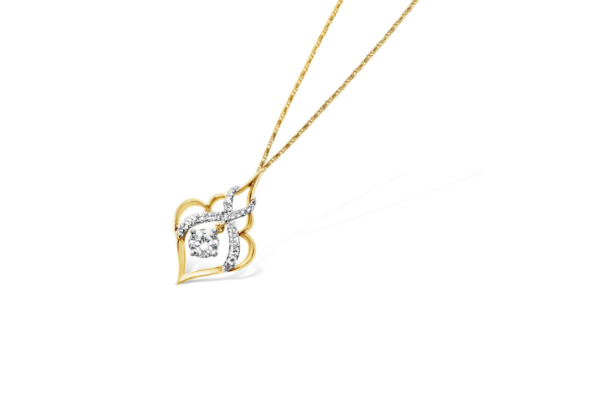 Diamond Pendant by Anthony