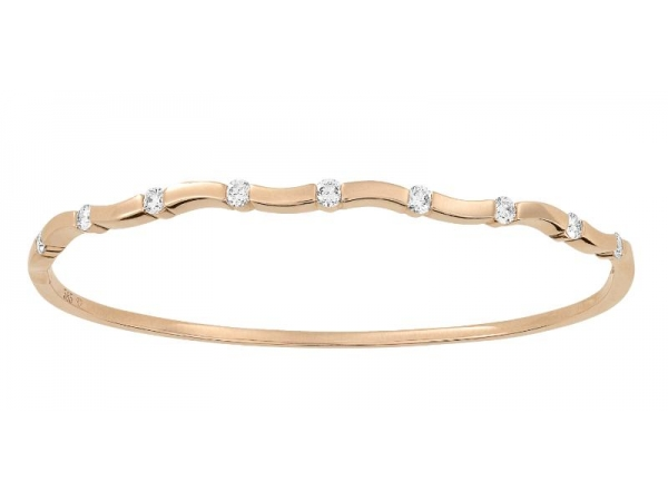 Diamond Bracelet by Armand Jacoby
