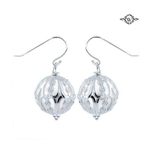 Pearl Earrings by Imperial