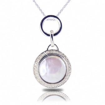 Pearl Pendant by Imperial