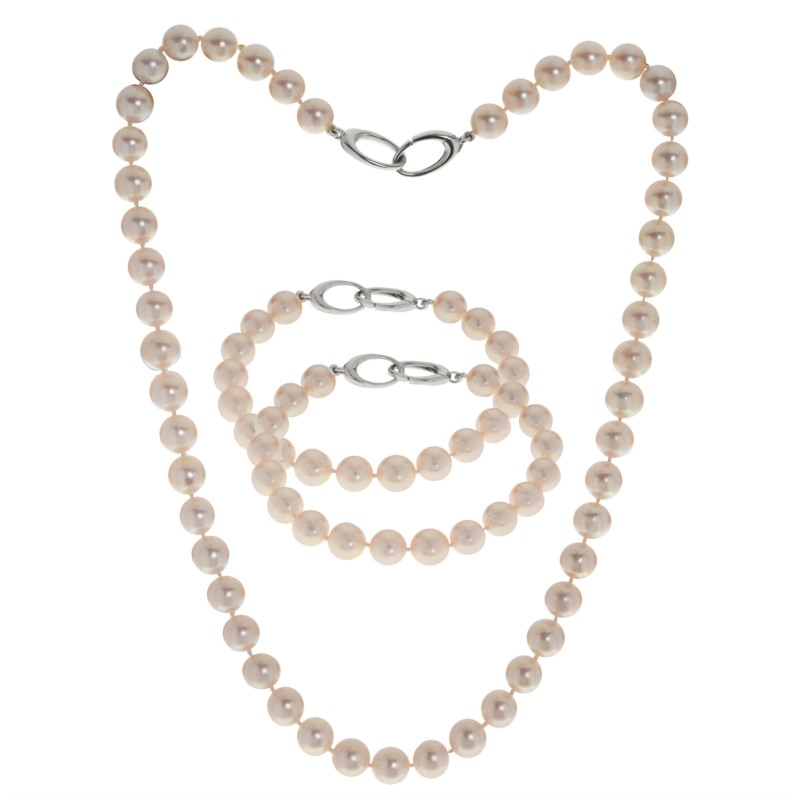 Pearl Strand Necklace by Imperial