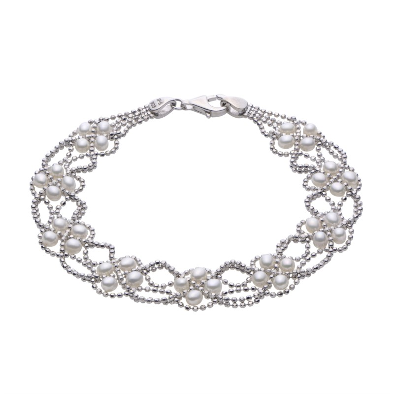 Sterling Silver Bracelet by Imperial