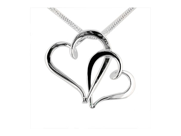 Sterling Silver Pendant by Tom Kruskal