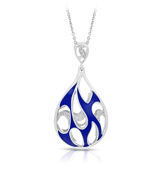 Sterling Silver Pendant by Belle Etoile