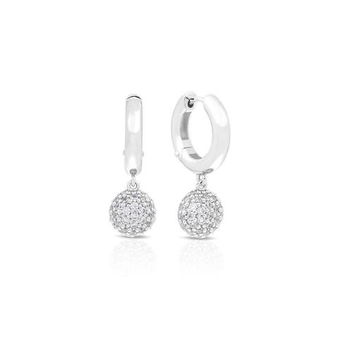 Sterling Silver Earrings by Belle Etoile